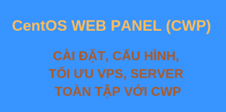 wikivps- Toàn Tập CentOS WEB PANEL