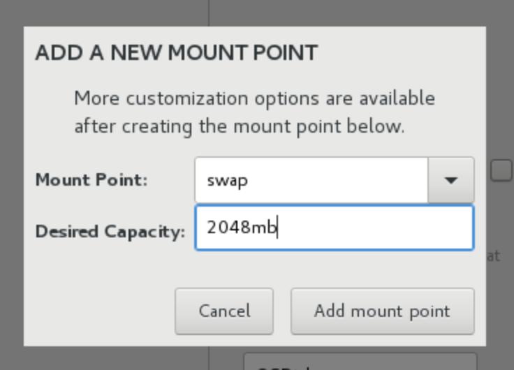 wikivps- tạo phân vùng swap
