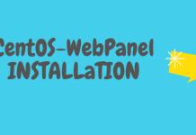 wikivps- cài đặt centos-webpanel