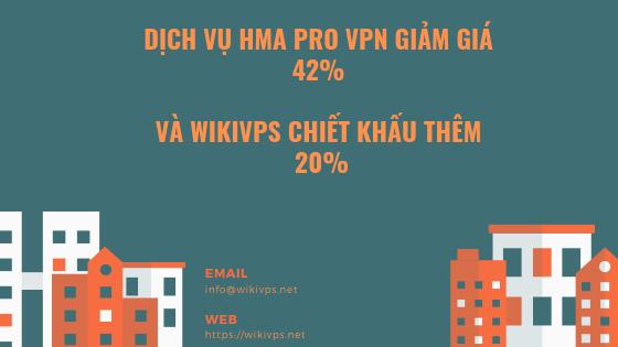 wikivps-hma-pro khuyến mãi